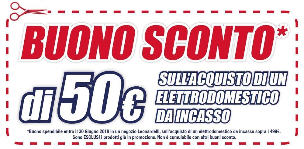 Catalogo Leonardelli 2018 - Elettrodomestici da Incasso