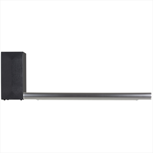 leonardelli tecnologia e casa soundbar samsung hw m4501 curva silver. Black Bedroom Furniture Sets. Home Design Ideas