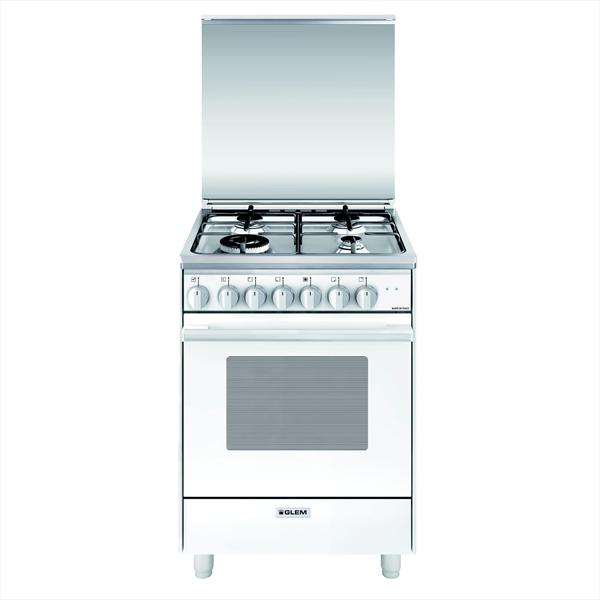 cucina glem gas u664mx bianca