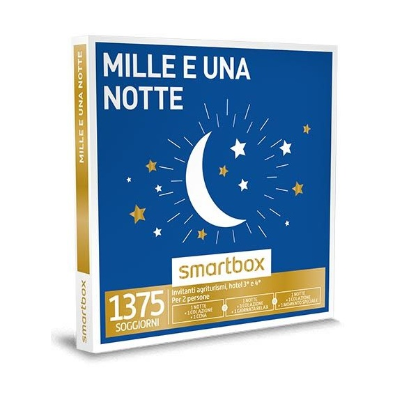 Leonardelli | Tecnologia e Casa - SMARTBOX SOGGIORNO E SAPORE D\'ITALIA