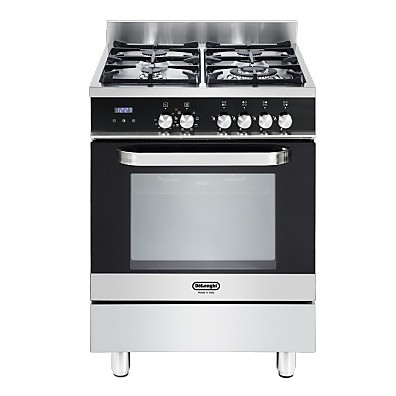 Leonardelli tecnologia e casa cucina delonghi semn664 inox - Delonghi cucina a gas ...