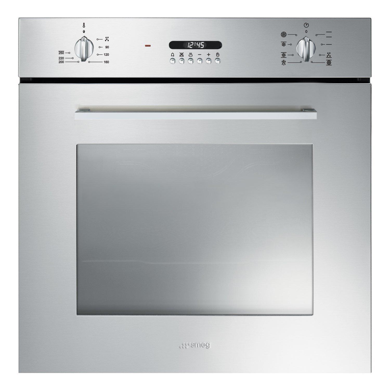 Leonardelli tecnologia e casa forno da incasso smeg sf478x - Migliore marca forno da incasso ...